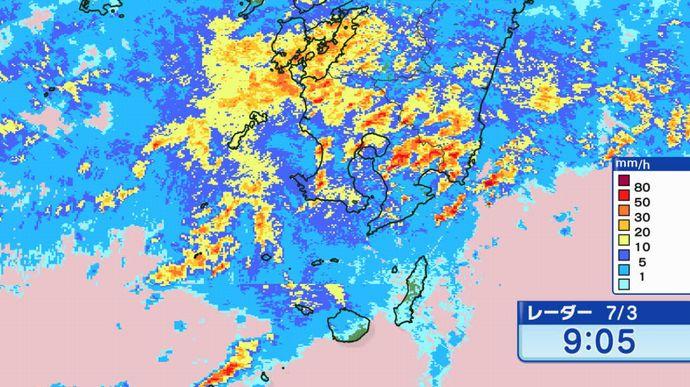 南九州の豪雨