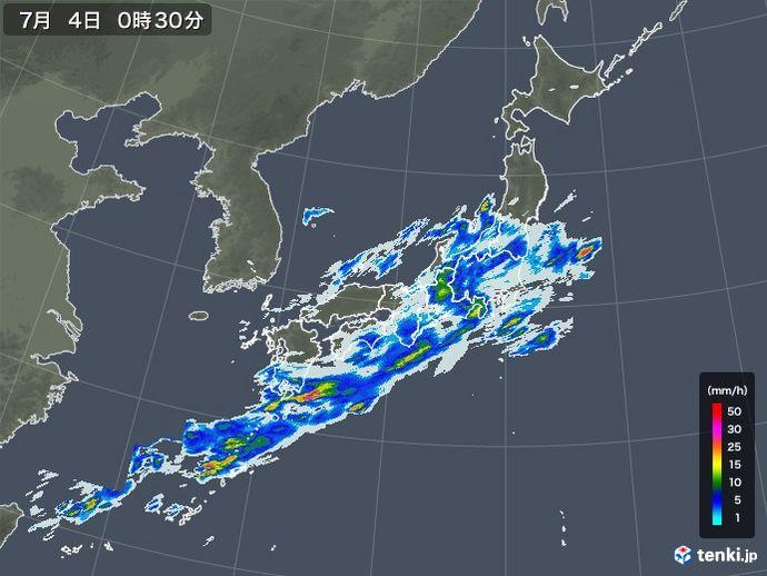豪雨これからの予報1
