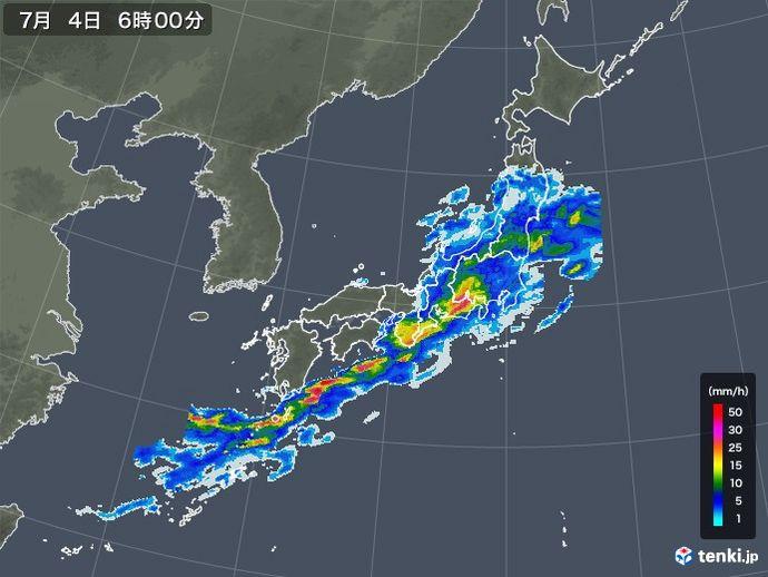 豪雨これからの予報2