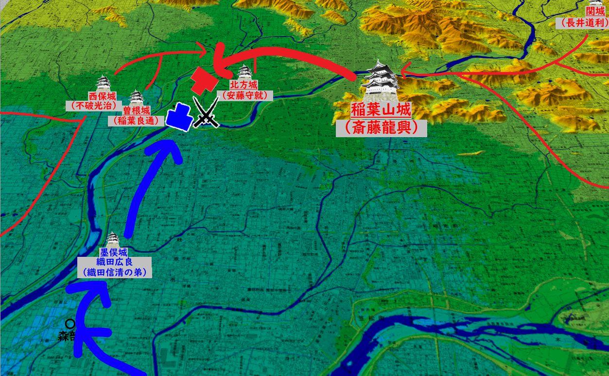 十九条・軽海合戦002