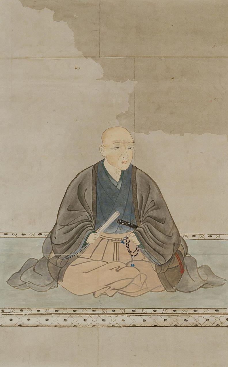 村井貞勝肖像画