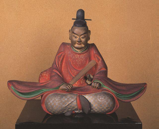 織田信秀銅像