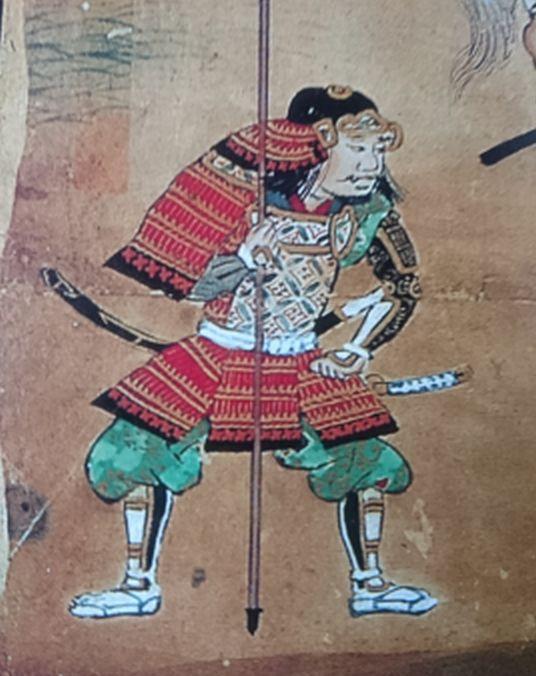 長篠の戦いの佐久間信盛