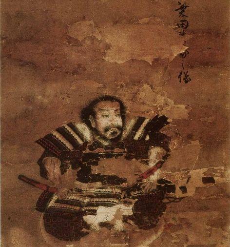 柴田勝家肖像画