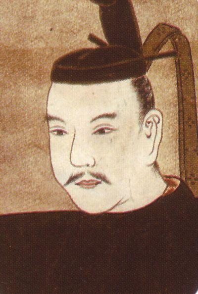 尼子経久肖像画