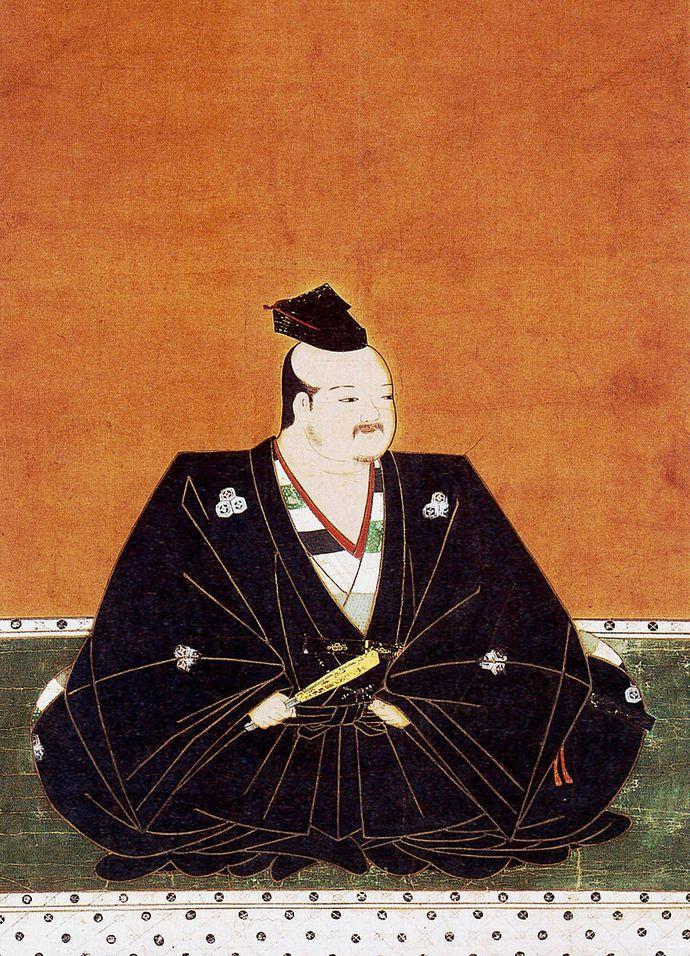 浅井長政肖像画