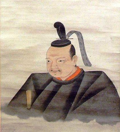 吉川元春肖像画
