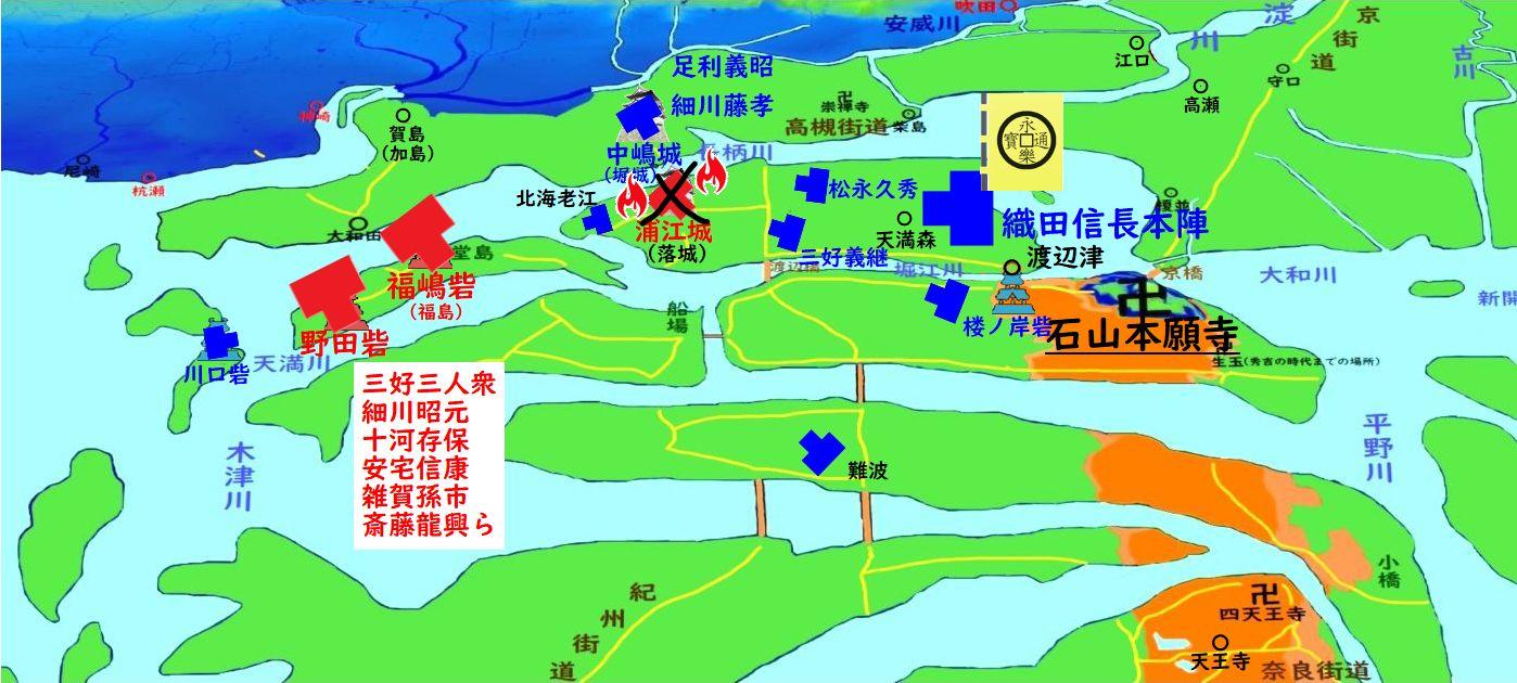 野田・福島の戦い