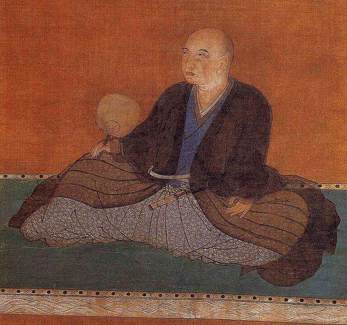 細川藤孝肖像画