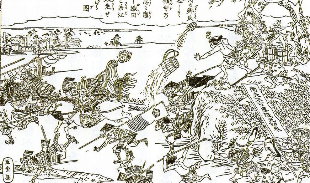 石山合戦絵