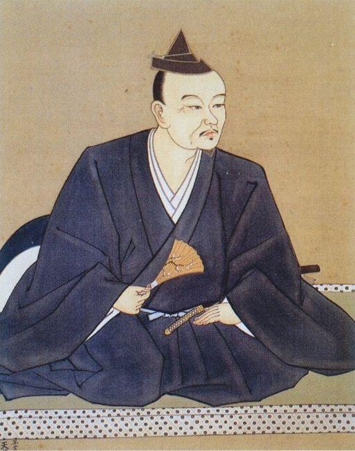 北条氏綱肖像