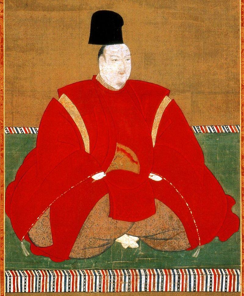 誠仁親王肖像