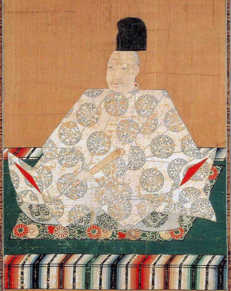 正親町天皇肖像
