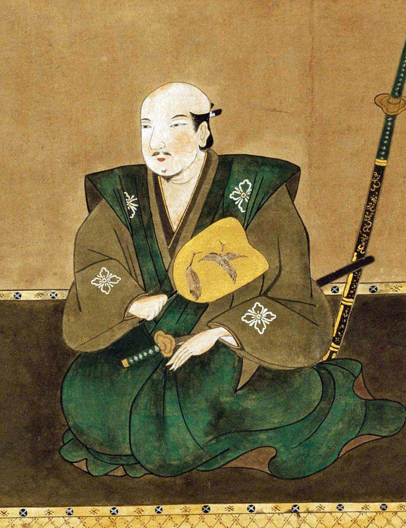 武田勝頼肖像