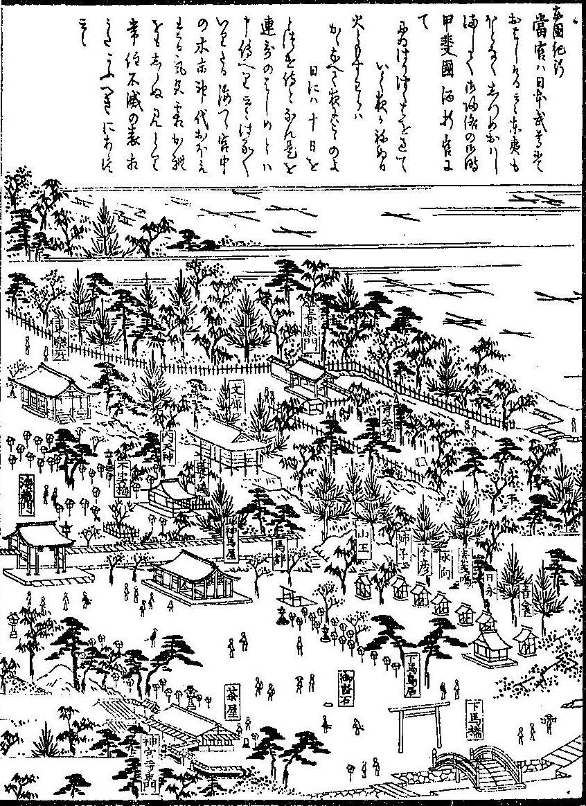 尾張名所図会 前編 巻3「熱田大宮全図」03
