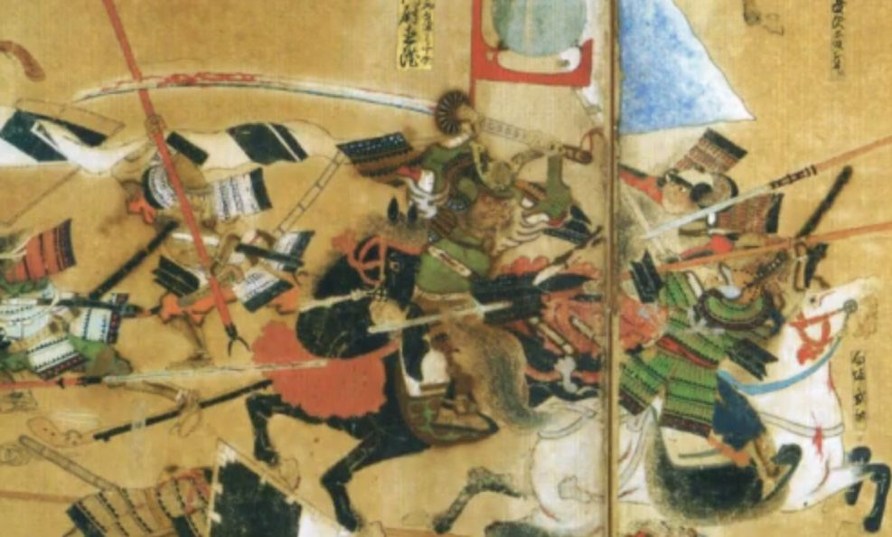 姉川の合戦 番外編 それぞれの武将のエピソード