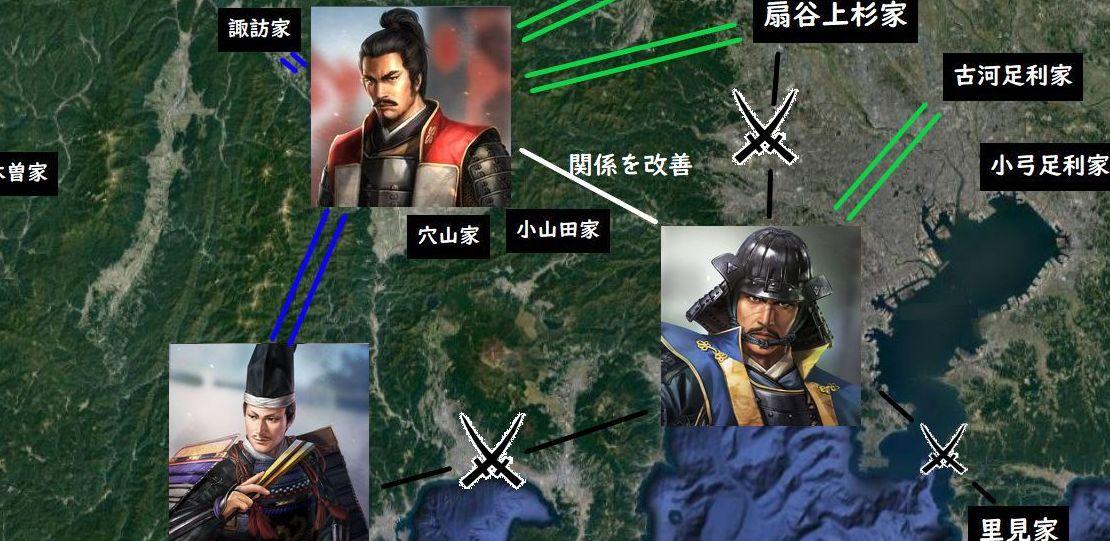 武田北条今川 甲相駿三国同盟が結ばれた経緯をわかりやすく解説(3)