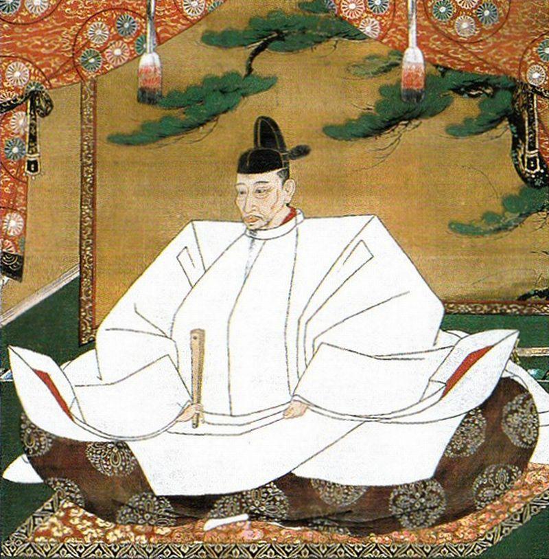 豊臣秀吉肖像画
