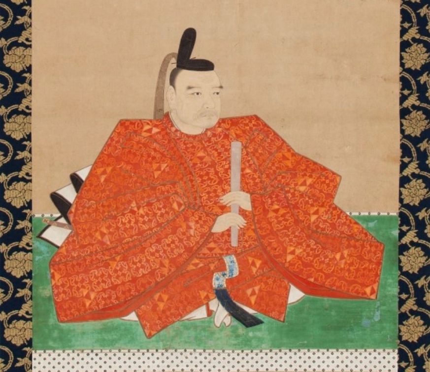 北条氏長肖像画