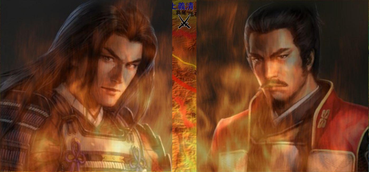 武田晴信VS長尾景虎