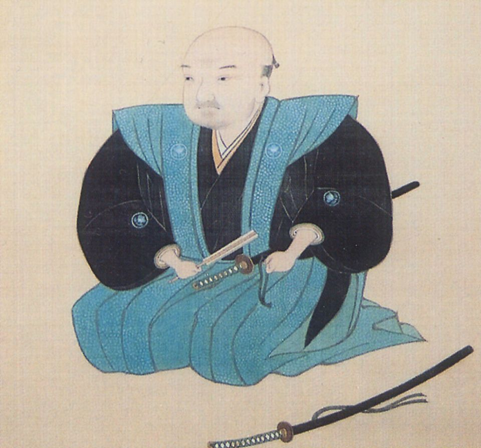 山鹿素行肖像画