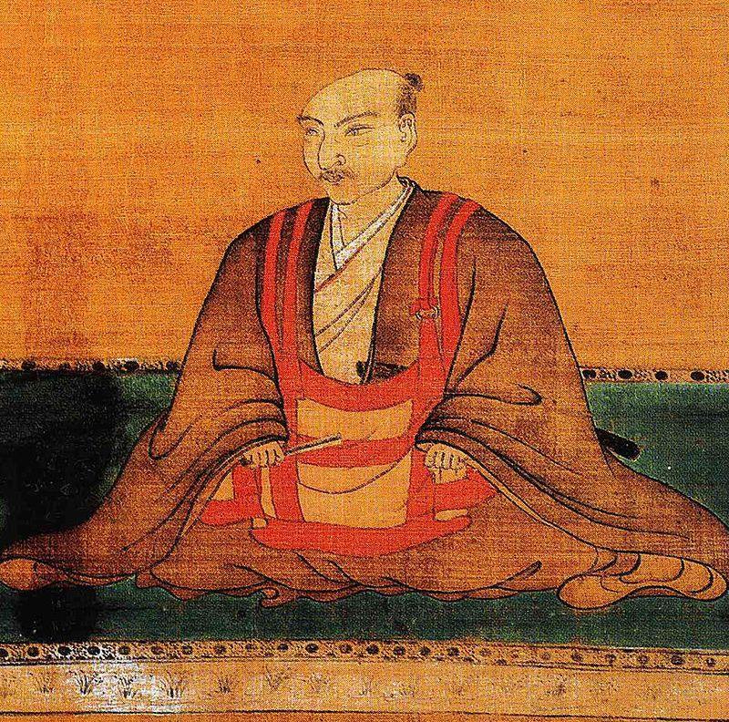 朝倉義景肖像画