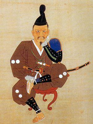徳川家康肖像