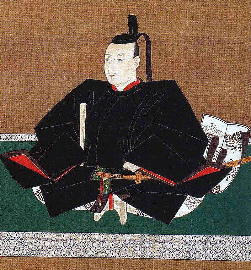織田信忠肖像(総見寺蔵)