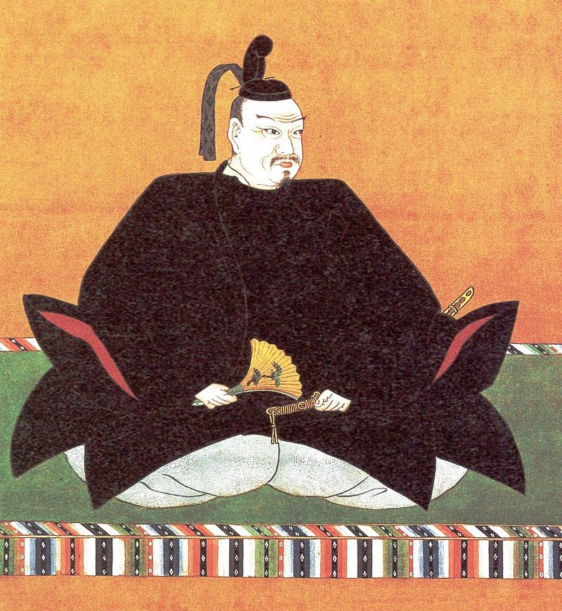 毛利輝元肖像(毛利博物館所蔵)